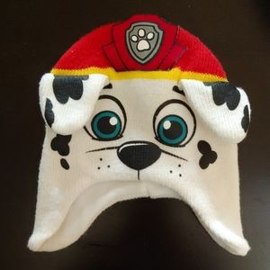Adorable Nickelodeon Paw Patrol Marshall Hat